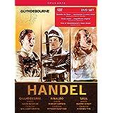 Handel: Giulio Cesare - Rinaldo - Saul