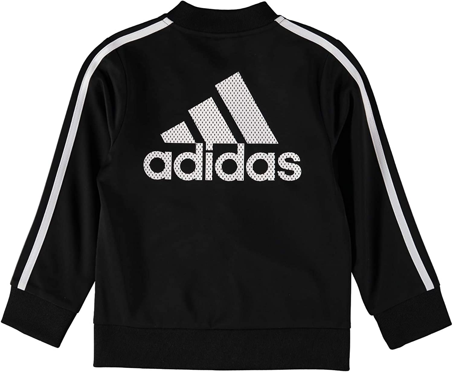 adidas Boys Tricot Jacket and Pant Set