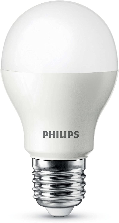 PHILIPS E27 LEDKolbenlampe wie 60W Lichtfarbe in verschiedenen Warmtönen dimmbar