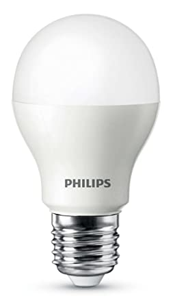 Philips Ampoule Led Standard Culot E27 9w Equivalence Incandescence