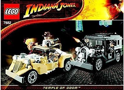 Amazon Instruction Manuals For Lego Indiana Jones Set 7682