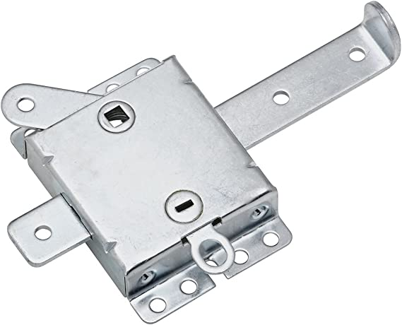 "New model V7647 National 7.5/"" Bar Side lock garage door hardware"