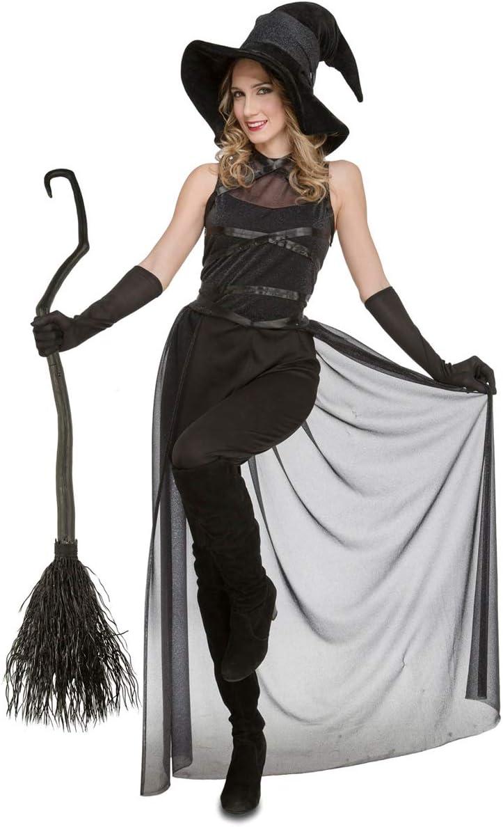 Disfraz de Bruja Negra para mujer: Amazon.es: Juguetes y juegos