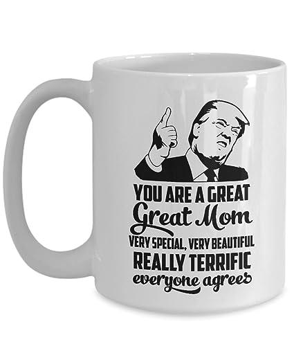 Trump Mothers Day Mom Trump Mug 15oz Mug New Trump Mother/'s Day Gift 11oz