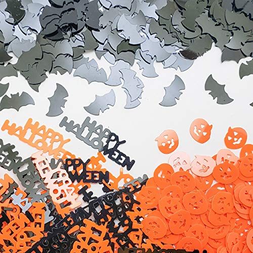 Halloween Confetti 3 Styles Value Pack 1.5 oz (42 -