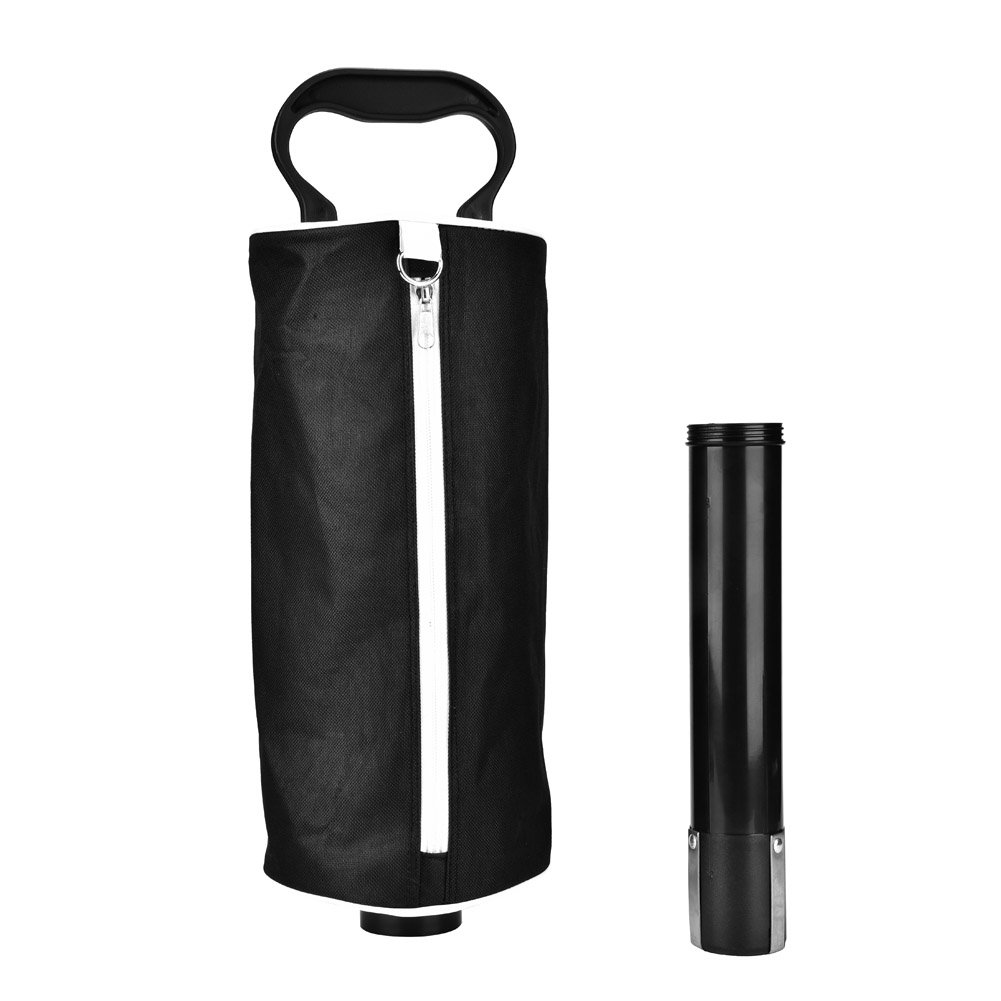 Vbestlife Golf Ball Pick Up Bag,Portable Golf Ball Picker Pick-Ups Retrievers Grabber Pocket Storage Bag Scooping Device by Vbestlife (Image #9)