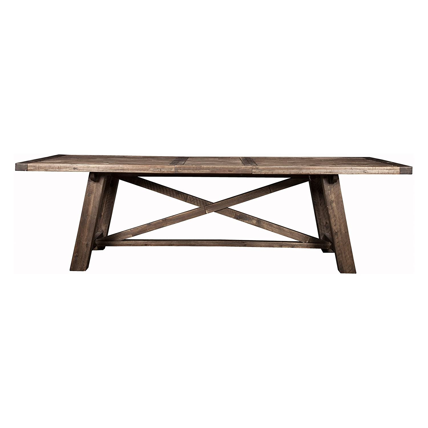 Amazon Alpine Newberry Extension Dining Table Tables