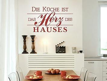 I-love-Wandtattoo 12116 Wandtattoo Küche Wandspruch \