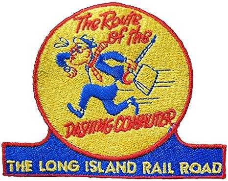 85 Long Island Railroad Dashing Dan Pullover Hoodie Sweatshirt