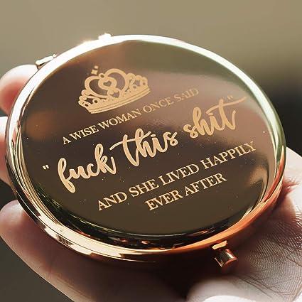 Divertido regalo de cumpleaños para mujer, diseño con texto ...