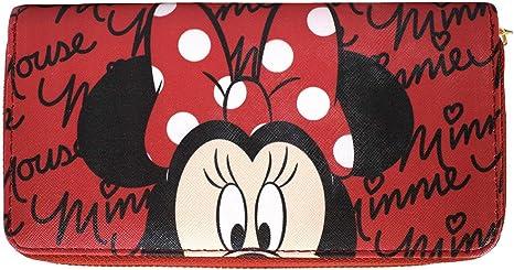 Carteira Rosto Minnie Vermelha Disney Amazon Com Br Brinquedos