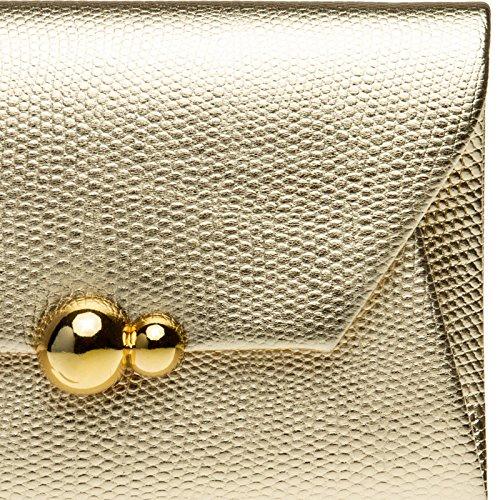 femme Dor Pochette CASPAR pour Fashion qwPant6t