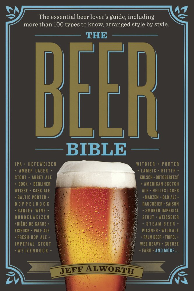 Beer Bible Jeff Alworth product image