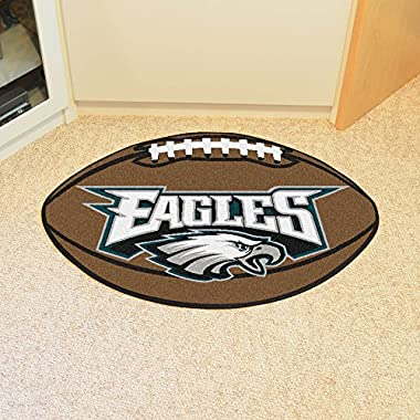 Philadelphia Eagles Football Rug 22 x35