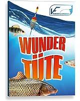 VF-Angelsport Pochette surprise pour pêcheur remplie avec beaucoup d'accessoires de pêche