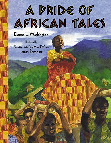 A Pride of African Tales by Amistad