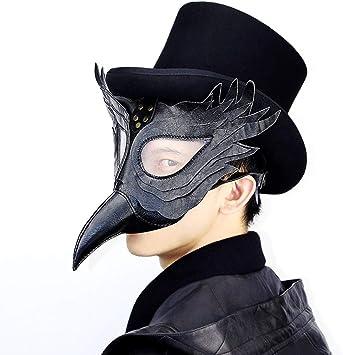 Máscara de Doctor Plaga Steampunk QYLOZ