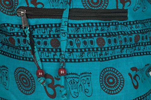 Bag Hippie Boho Unique Large Handmade Crossbody Patchwork Fashion Shoulder Blue Hobo Everyday x1qBZApnw