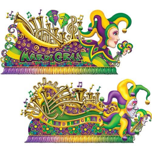 Mardi Float Props Party Accessory