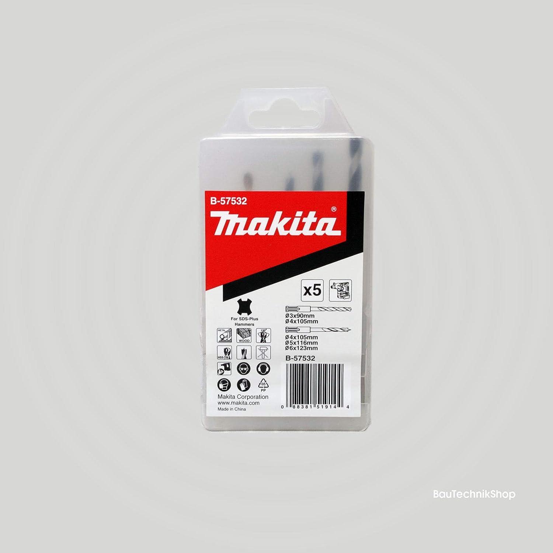 Makita B-57532 Brocas