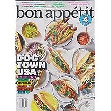 Bon Appetit July 2016 Dog Town USA Bacon Wrapped, Hawaiian, Ranch Slaw, Reuben, Spicy Mayo & More