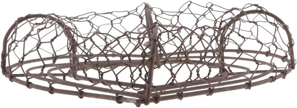 Vaso Porta-Pianta Metallo Fioriera Forma Di Vaso Succulente Struttura Ferro Argento