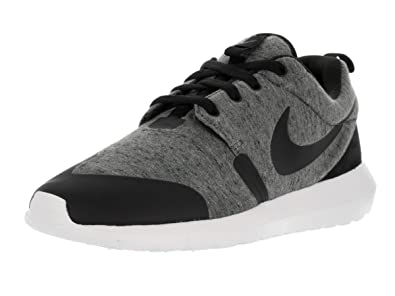 quality design 66ebb b2503 Nike Mens Roshe NM TP Cool GreyBlackWhite Running Shoe 8.5 Men US