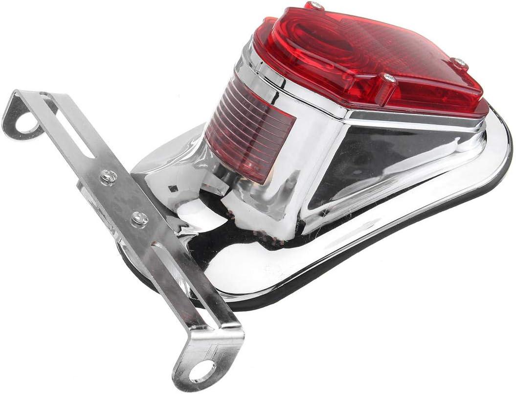 Tuoservo Feu arri/ère pour moto Harley Chopper Cafe Racer