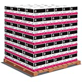 HP Paper, Multipurpose Ultra White, 20LB , 8.5 x 11, Letter, 96 Bright, 1500 Sheets / Carton - 112 Cartons / Pallet, 168,000 sheets (11253), Made In The USA