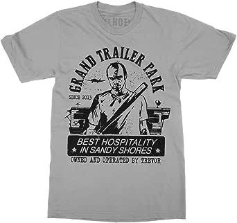 Trevor's Grand Trailer Park T Shirt