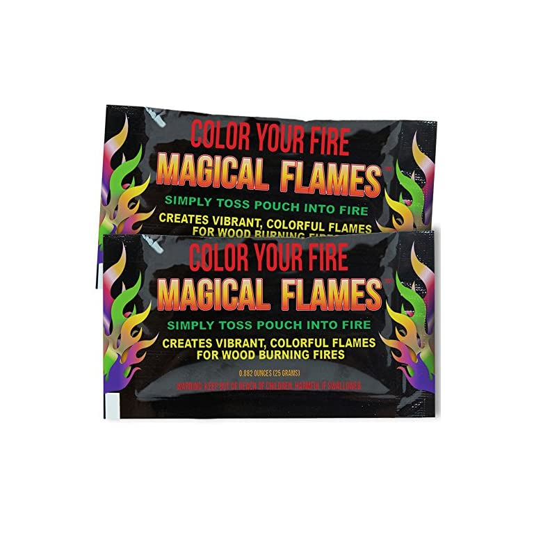 Magical-Flames-25-Pack-Twice-The-Color-Half-The-Price-Creates-Vibrant-Rainbow-Colored-Flames
