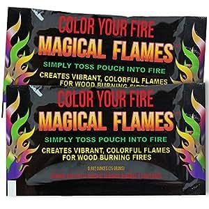 Magical Flames (12, Magical)