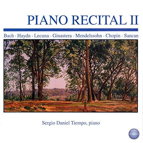 Partita in B Major, BWV 825: III. Courante