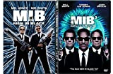 Men in Black & Men in Black III 2-DVD Bundle Sci-Fi Comedy Collection