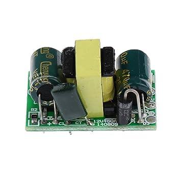 Schalten Sie das HLK-PM01 AC-DC 220V auf ein 5-V-Stromversorgungsmodul um