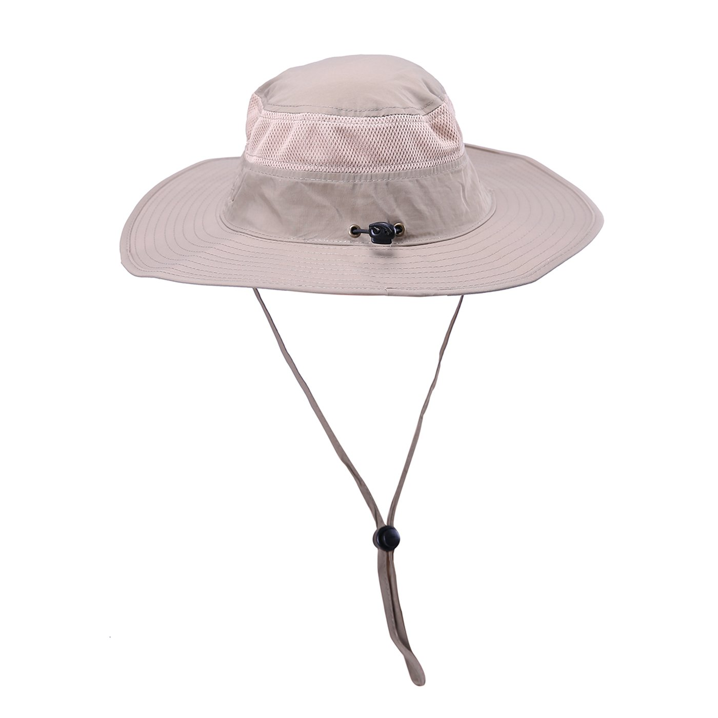 HDE Nylon Boonie Hats for Men – Wide Brim Outdoor Sun Hat Fishing Cap for Boating, Hiking, Summer Sun Protection