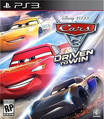 Amazoncom Cars 3 Driven To Win Playstation 3 Whv Games Video