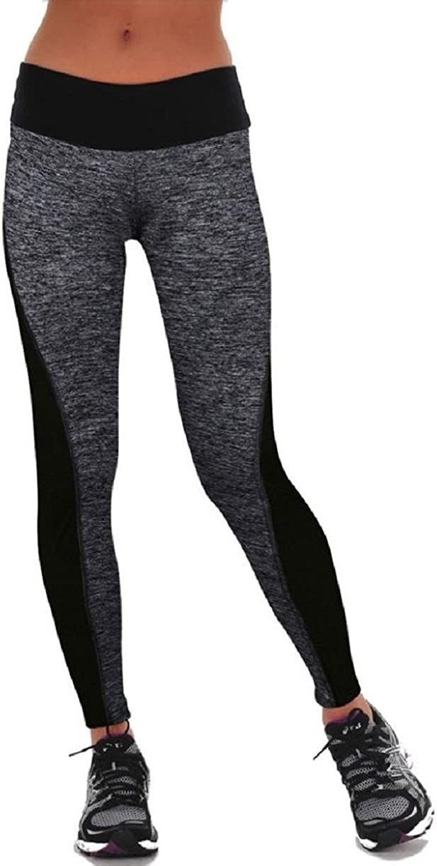 Lookatool Women Sports Trousers Athletic Gym Workout Fitness Yoga Legging Pants