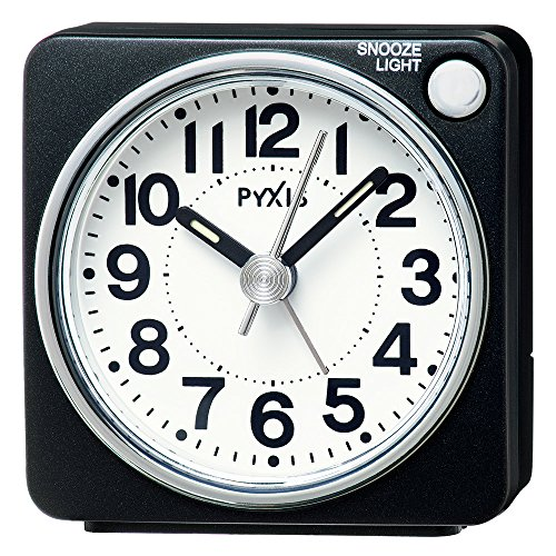 Seiko CLOCK alarm clock clock PYXIS Light  NR437K