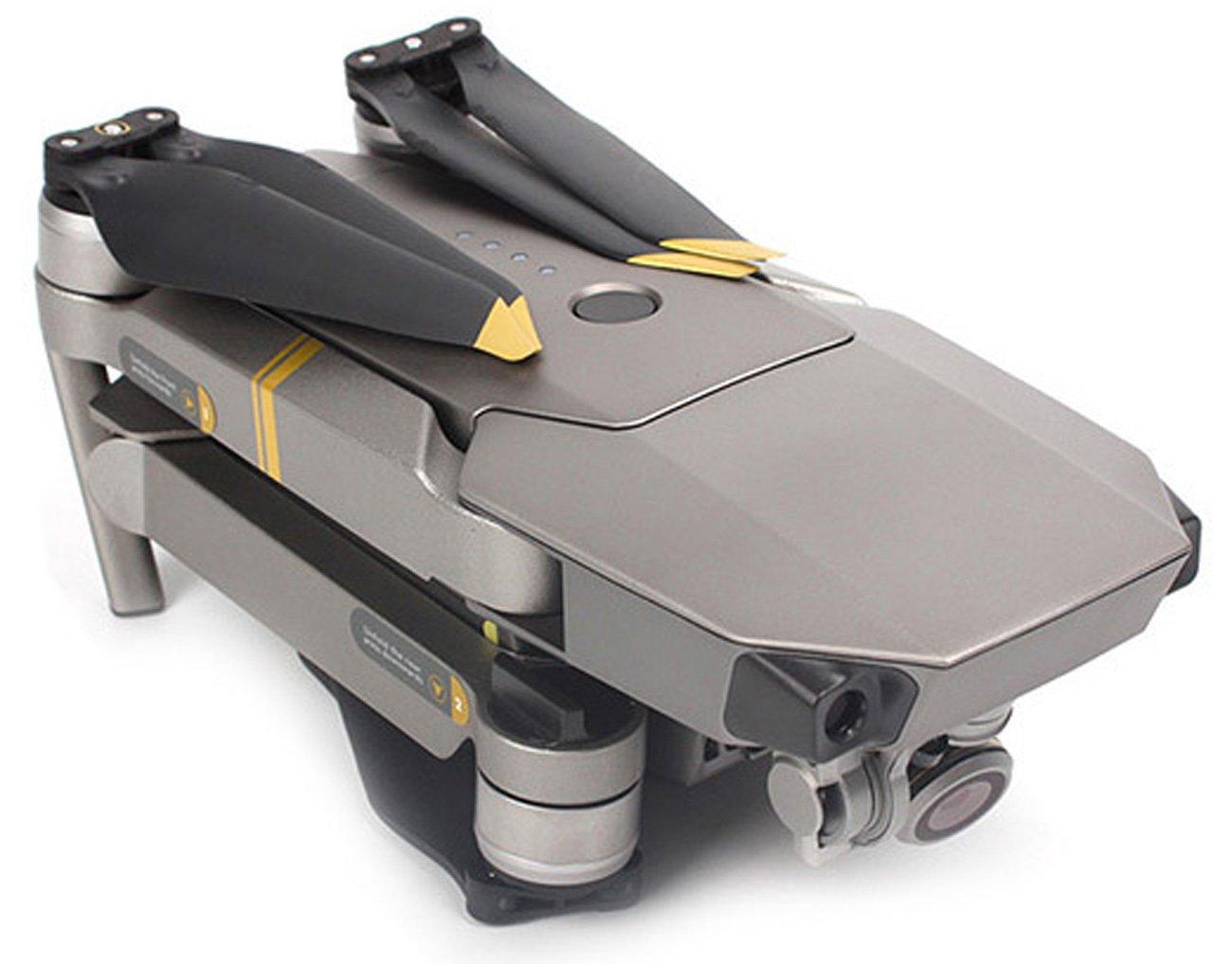 Czfriend 2 Sets 8331f Folding Propeller Noise Reduction Blades For Dji Mavic Propellers Pro Platinum