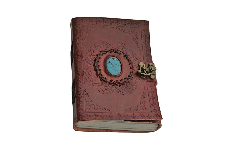 SZCO Supplies Turquoise Onyx Journal