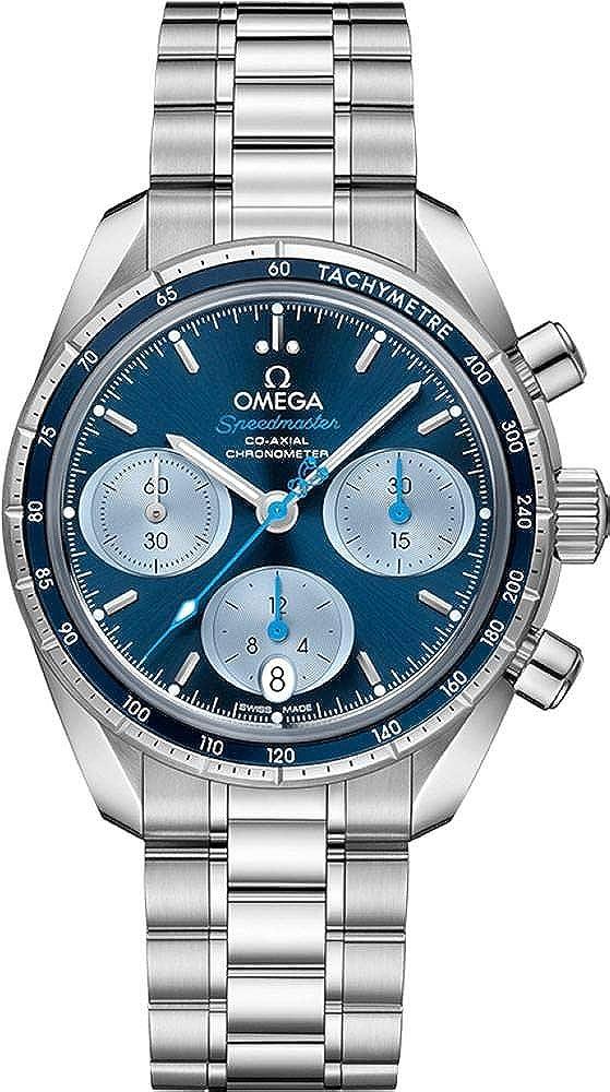 Omega Speedmaster 38 Orbis Chronograph Automatic Men's Watch 324.30.38.50.03.002
