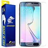 ArmorSuit MilitaryShield - Samsung Galaxy S6 Edge Matte Screen Protector [Full Screen Coverage] Anti-Glare Shield with Lifetime Replacement