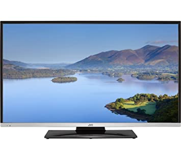 Jvc Lt 40c755 Smart 40 Led Tv With Built In Dvd Player Amazonco