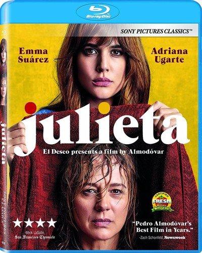 Blu-ray : Julieta (, Widescreen, Dolby, AC-3)