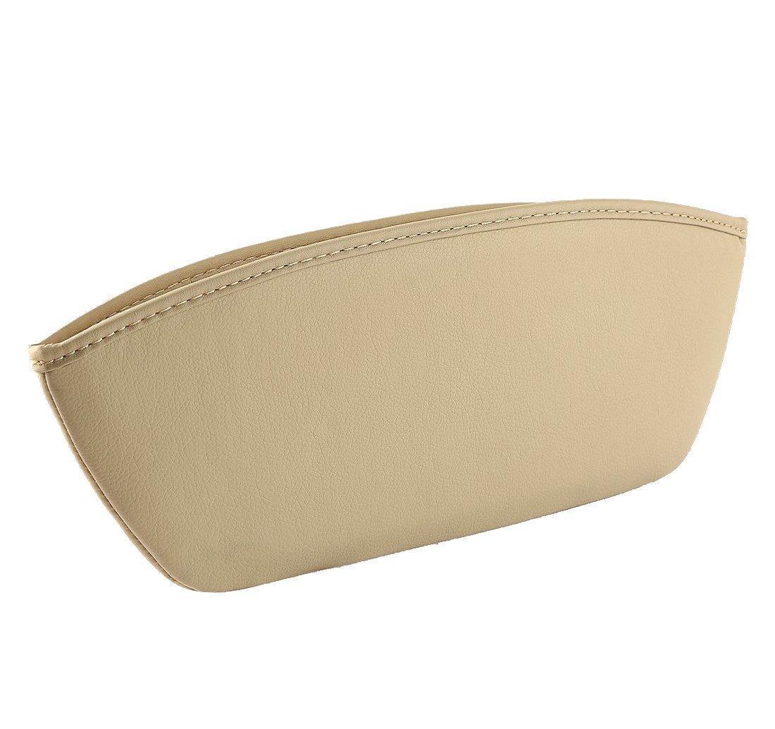atoplite Car Leather Storage Bag Color Beige