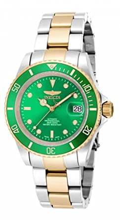 fd162f98e Invicta 40mm Pro Diver Swiss Made Sellita SW200 Automatic 2-tone Bracelet  Watch - 18509