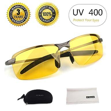 Gafas de sol polarizadas, gafas de conducción para todo clima - Protección UV