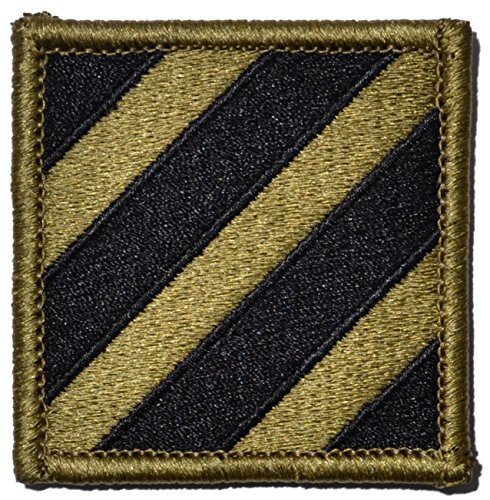 3rd Infantry Division Patch Multicam/OCP/Scorpion (Division 3rd Infantry Patch)