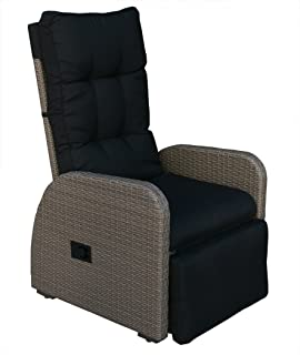 polyrattan liegest hle bestseller shop mit top marken. Black Bedroom Furniture Sets. Home Design Ideas